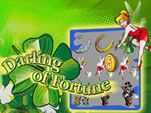Darling Of Fortune в казино Вулкан
